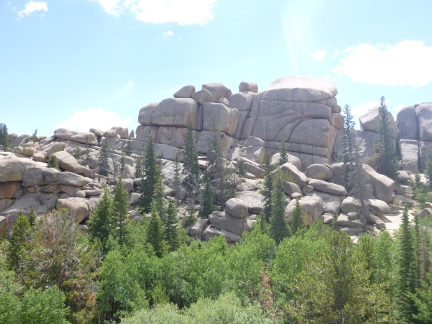 Medicine Bow State Park, WY