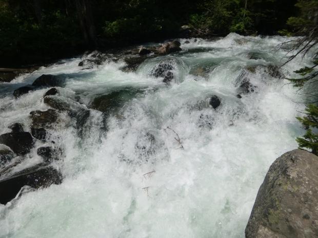 Glacial outwash, Grand Teton National Park, WY