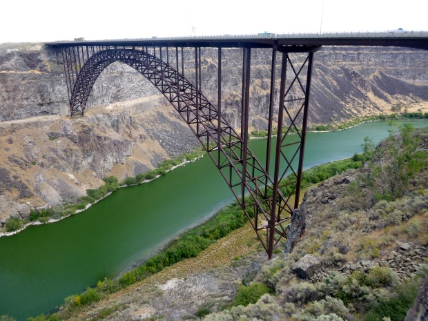 Perrine Memorial Bridge, Twin Falls, Idaho