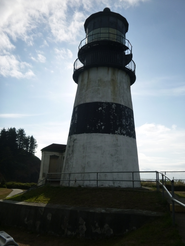 Cape Disappointment Lighthouse, Cape Disappointment State Park, WA