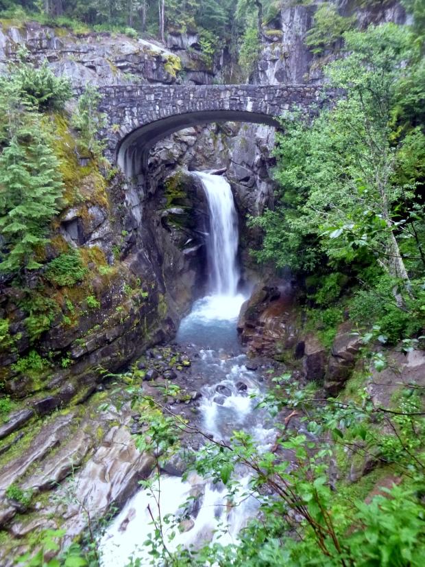 Christine Falls, Mount Rainier National Park, WA