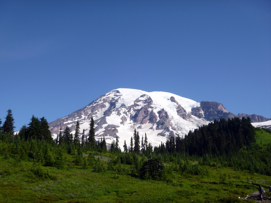 Mount Rainier, Part 2: Paradise