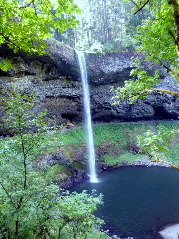 South Falls, The Trail of Ten Falls, Silver Creek State Park, Oregon