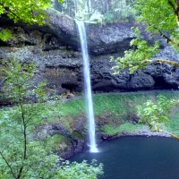 The Trail of Ten Falls, Silver Falls State Park