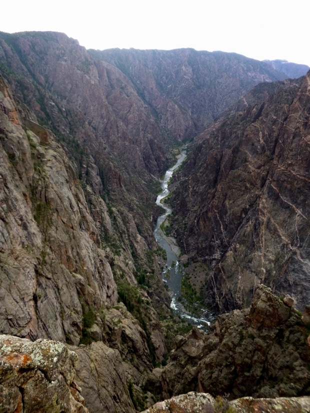 Cedar Point, Black Canyon of the Gunnison National Park, Colorado