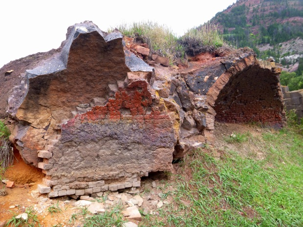 Unrestored coke ovens, Redstone, Colorado