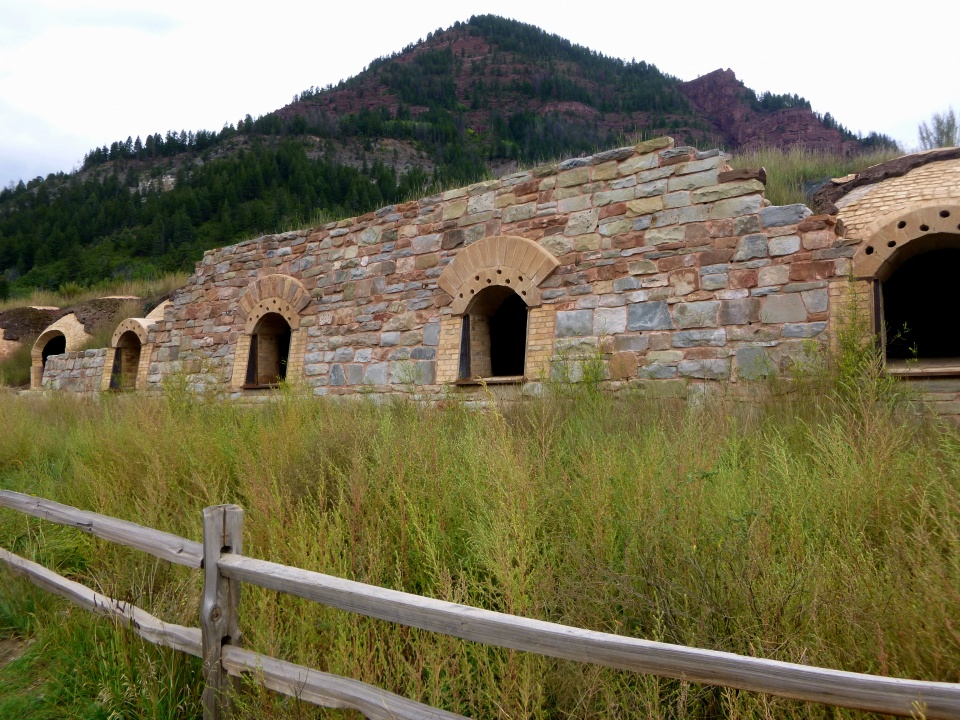 Redstone Coke Ovens and the Georgetown Bighorn Sheep Viewing Area: The Drive to Rocky Mountain National Park