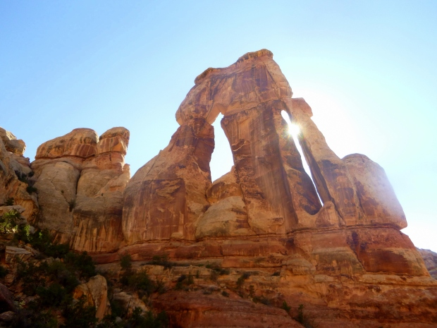 Druid Arch, Canyonlands National Park, Utah