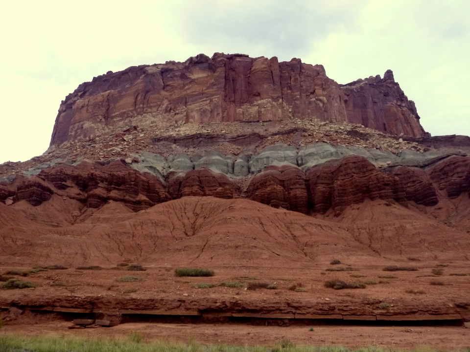 Capitol Reef, Part 1: Scenic Drive, Grand Wash, and Capitol Gorge