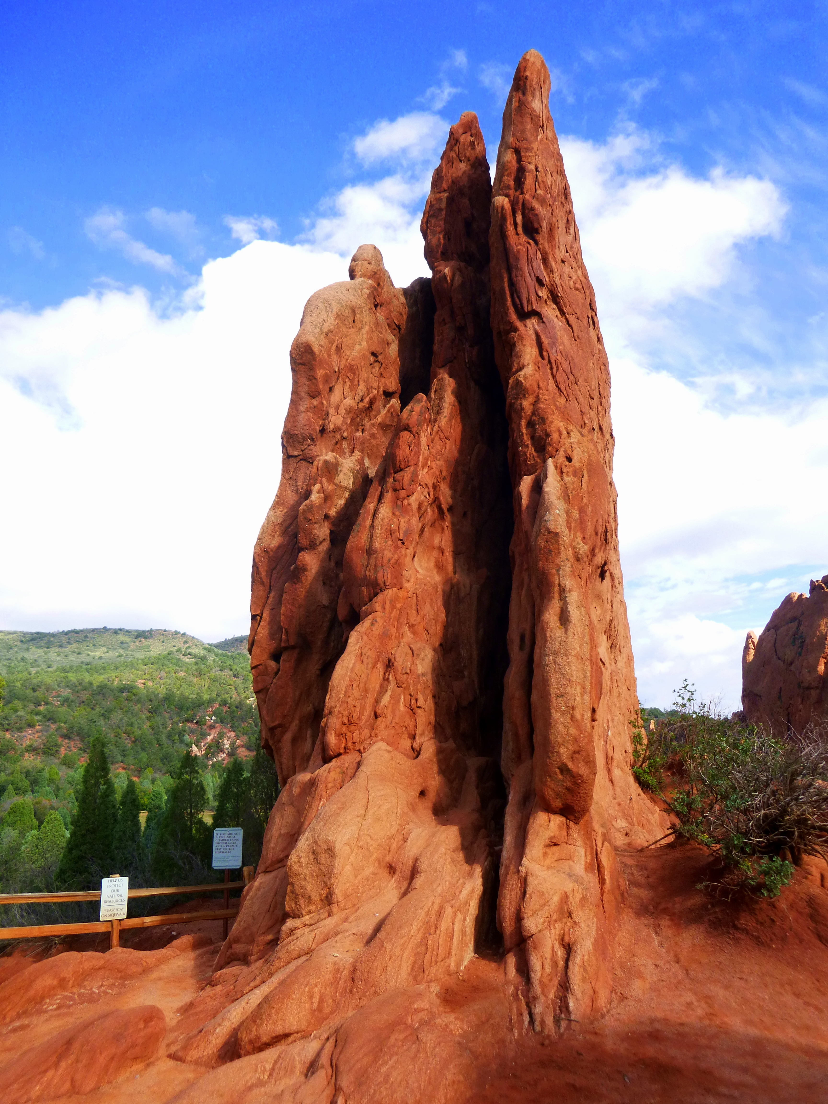 Garden of the gods colorado another walk in the park - Garden of the gods colorado springs co ...