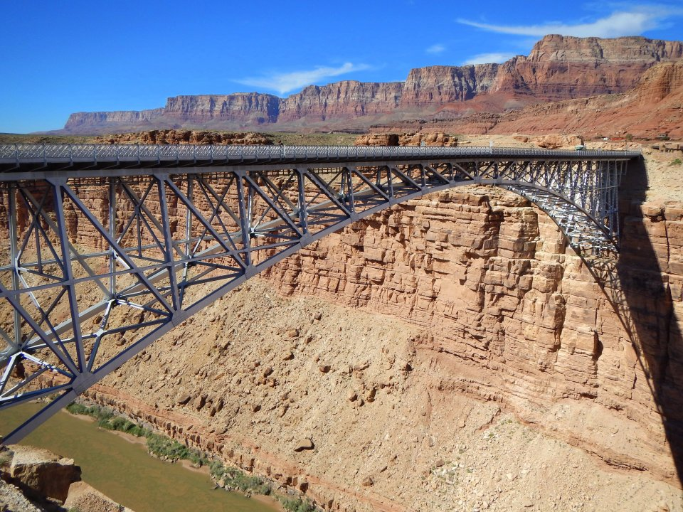 The Drive to the North Rim of the Grand Canyon: Vermillion Cliffs National Monument and Kaibab National Forest
