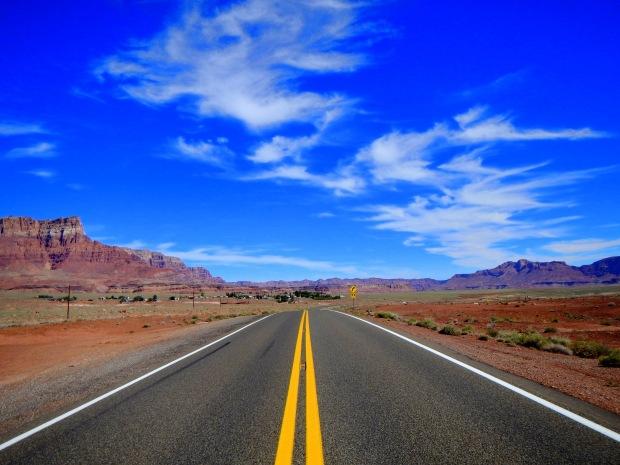 Highway 89 West, Vermillion Cliffs National Monument, Arizona