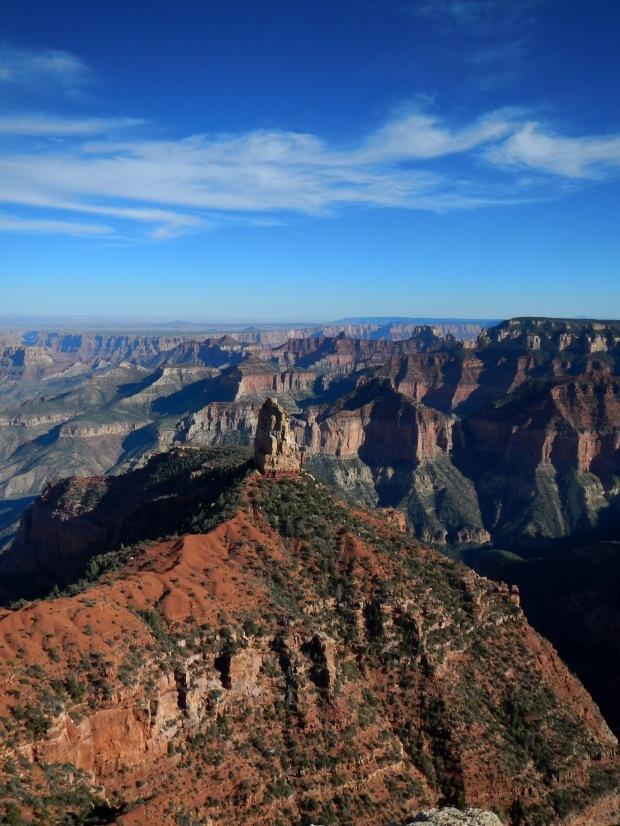 Point Imperial, North Rim, Grand Canyon National Park, Arizona