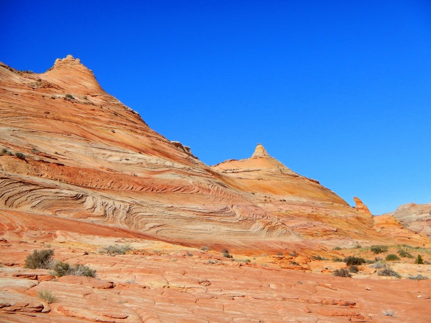 Coyote Buttes, Grand Staircase-Escalante National Monument, Utah-Arizona border