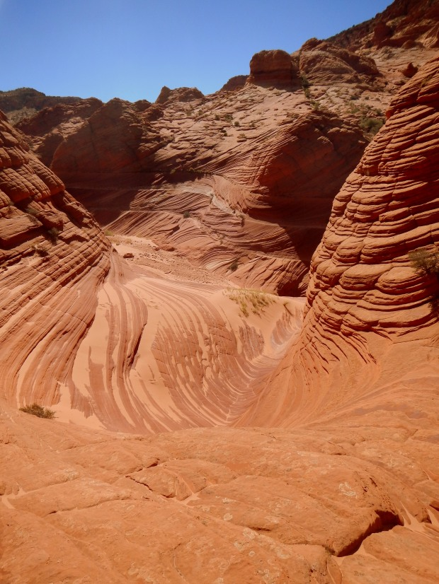 Coyote Buttes, Grand Staircase-Escalante National Monument, Utah-Arizona border