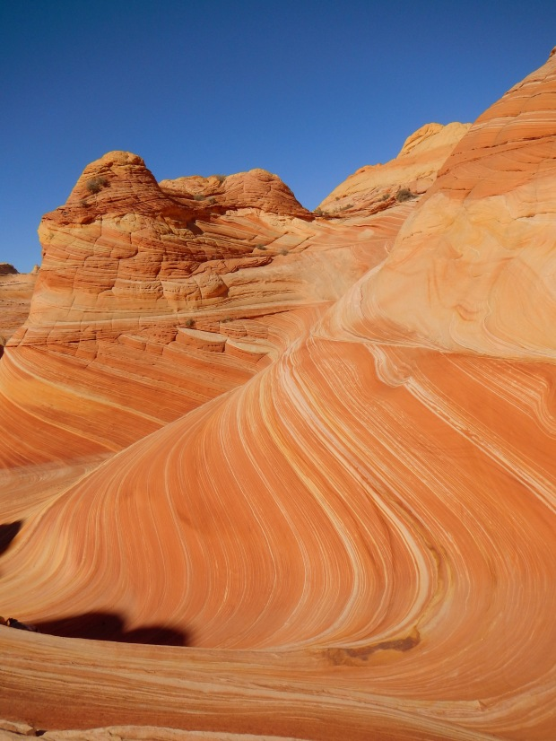 The Wave, Coyote Buttes, Grand Staircase-Escalante National Monument, Utah-Arizona border