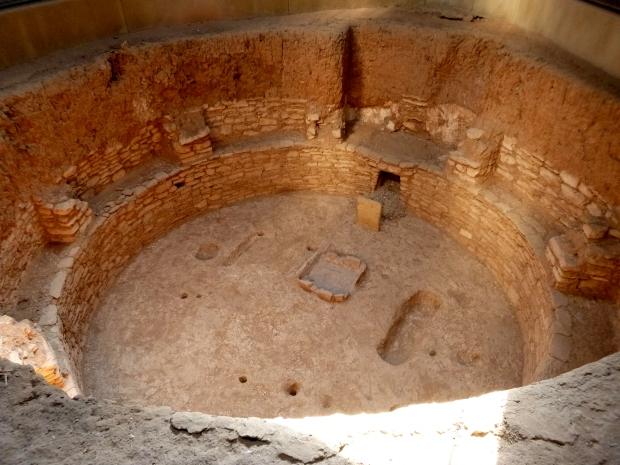 Kiva, ca. 1075 AD, Mesa Verde National Park, Colorado