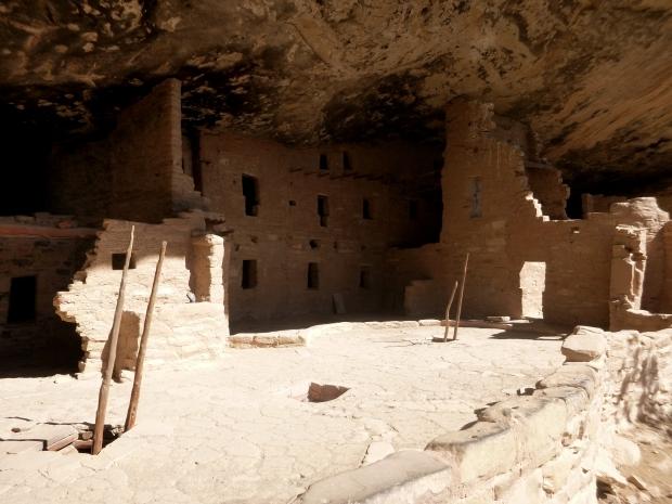 Spruce Tree House, ca. 1211 - 1278 AD, Mesa Verde National Park, Colorado