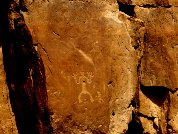 Petroglyph Trail, Chaco Canyon National Historical Park, New Mexico