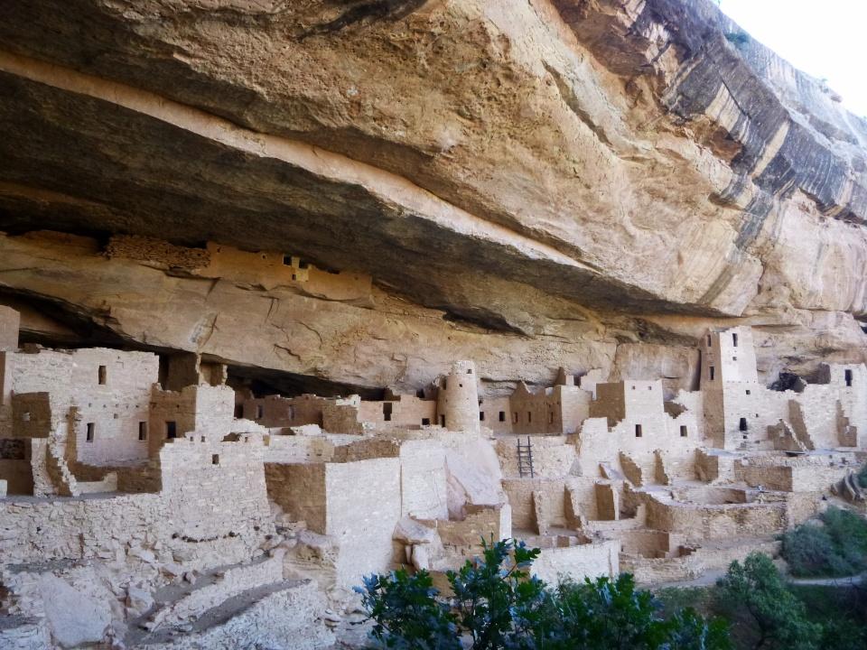 Mesa Verde National Park, Part 1: Cliff Palace and Balcony House