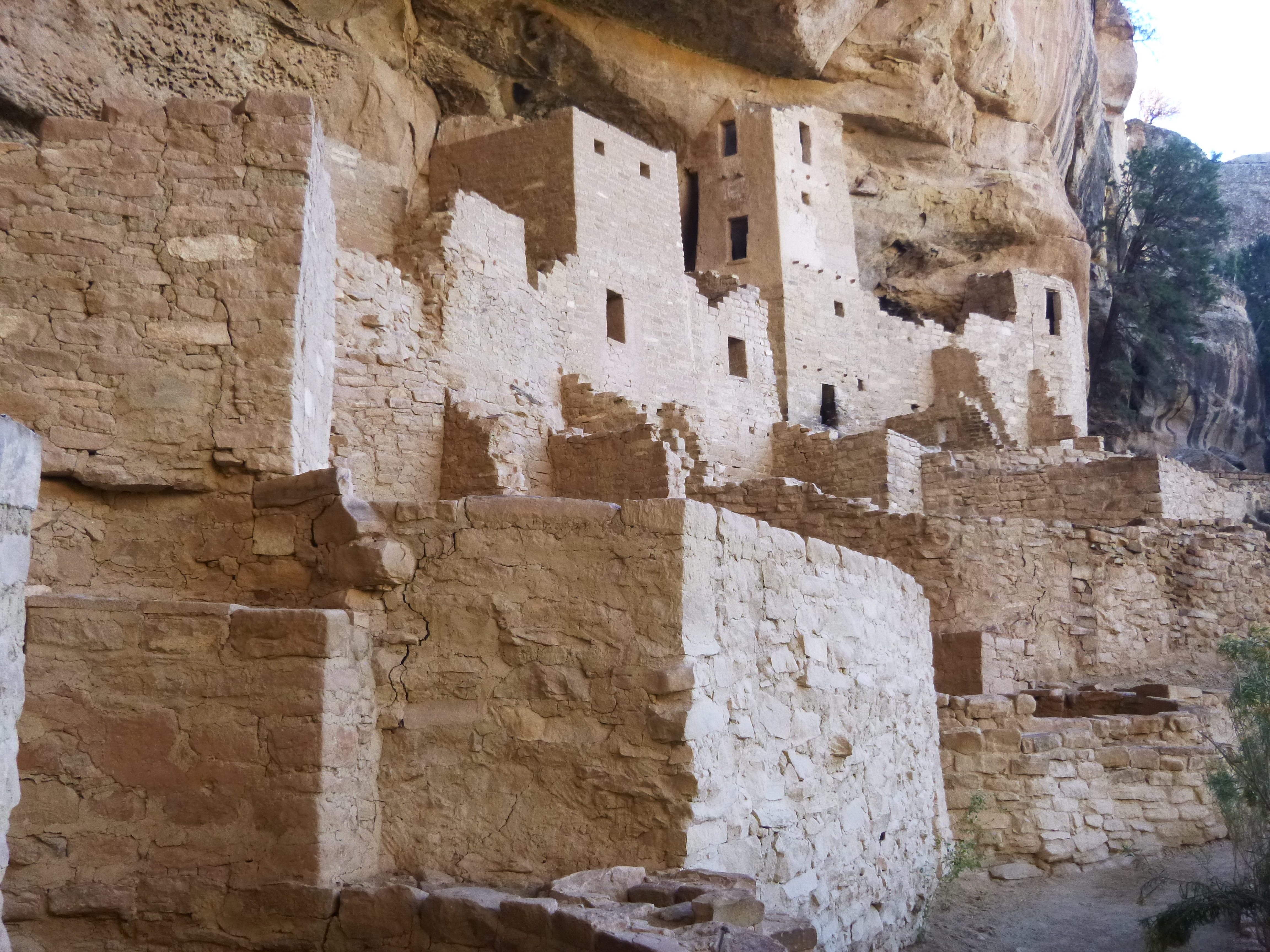 Mesa Verde National Park Part 1 Cliff Palace And Balcony