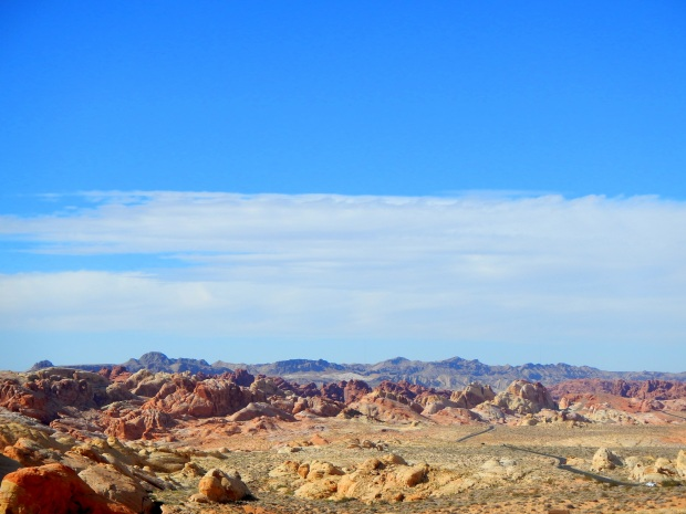 Rainbow Vista, Valley of Fire State Park, Nevada