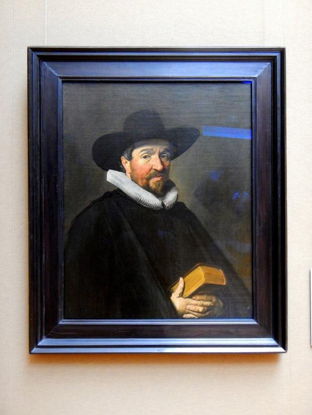 Portrait of Conradus Vietor, Frans Hals, 1644