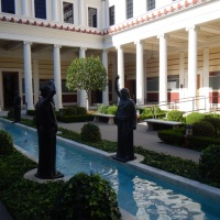 The Getty Villa, Part 1. Or, Another Dream Come True.