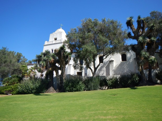 Junipero Serra Museum at Presidio, San Diego, California