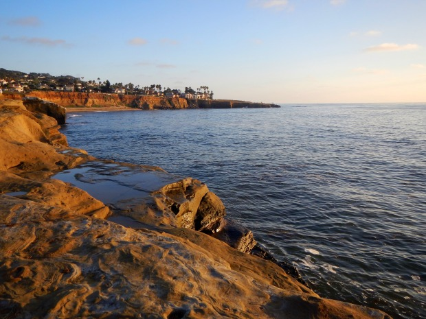 Sunset Cliffs, San Diego, California