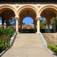 San Diego, Part 3: The Architecture and Indoor Gardens of Balboa Park