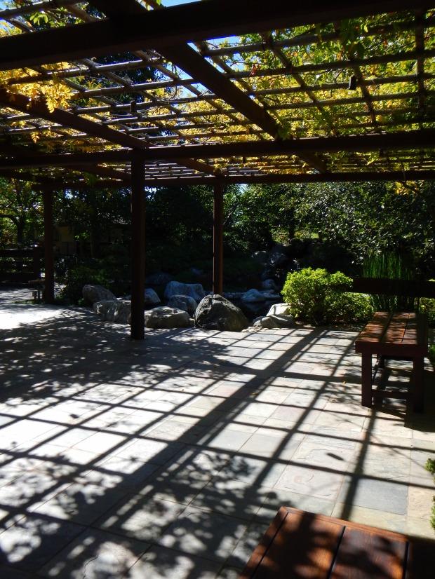 Japanese Friendship Garden, Balboa Park, San Diego, California