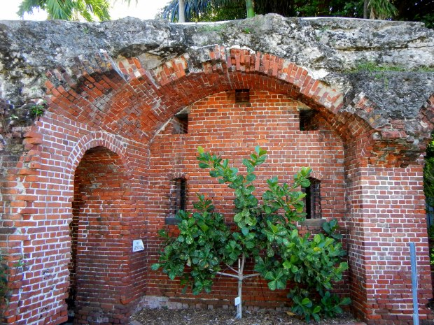 Ruins, Fort Martello, Key West, Florida