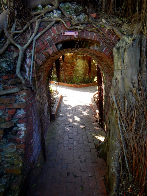 Arch, Fort Martello, Key West, Florida