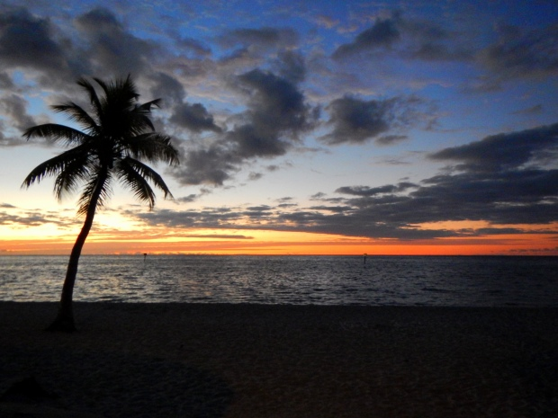 Sunrise, Mathers Beach, Key West, Florida
