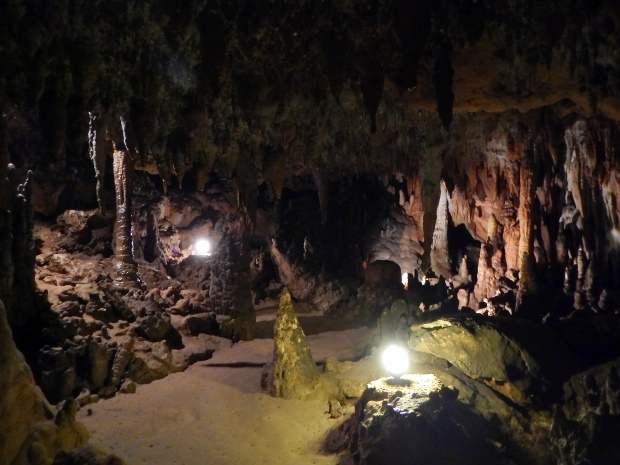 Florida Caverns State Park, Florida