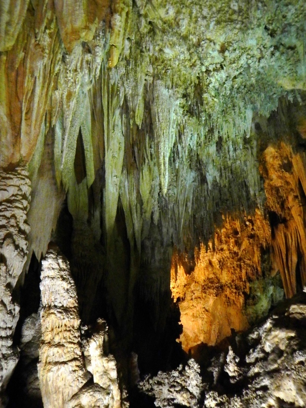Queen's Chamber, Carlsbad Caverns National Park, New Mexico