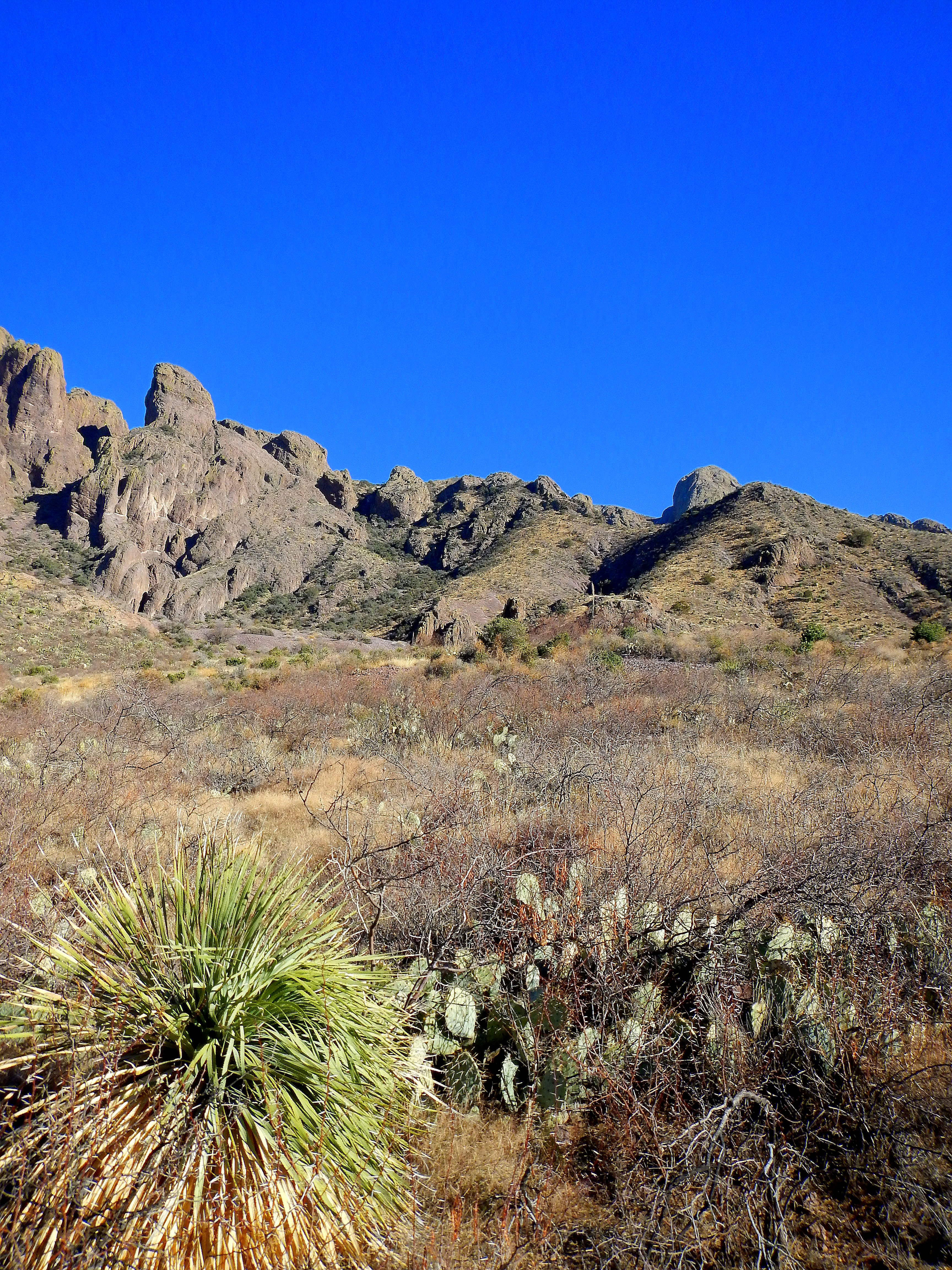 dripping springs natural area las cruces new mexico another walk