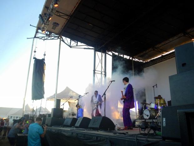 Taureg psych blues gods Bombino, Austin Psych Fest, Austin, Texas