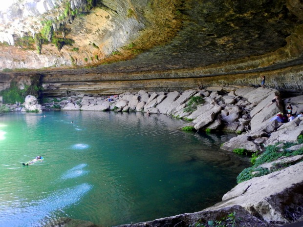 Hamilton's Pool, Hamilton's Pool Preserve, Texas
