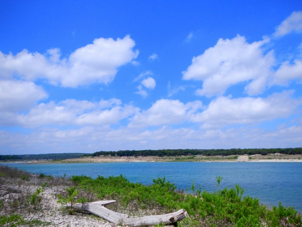 Lake Georgetown, Texas