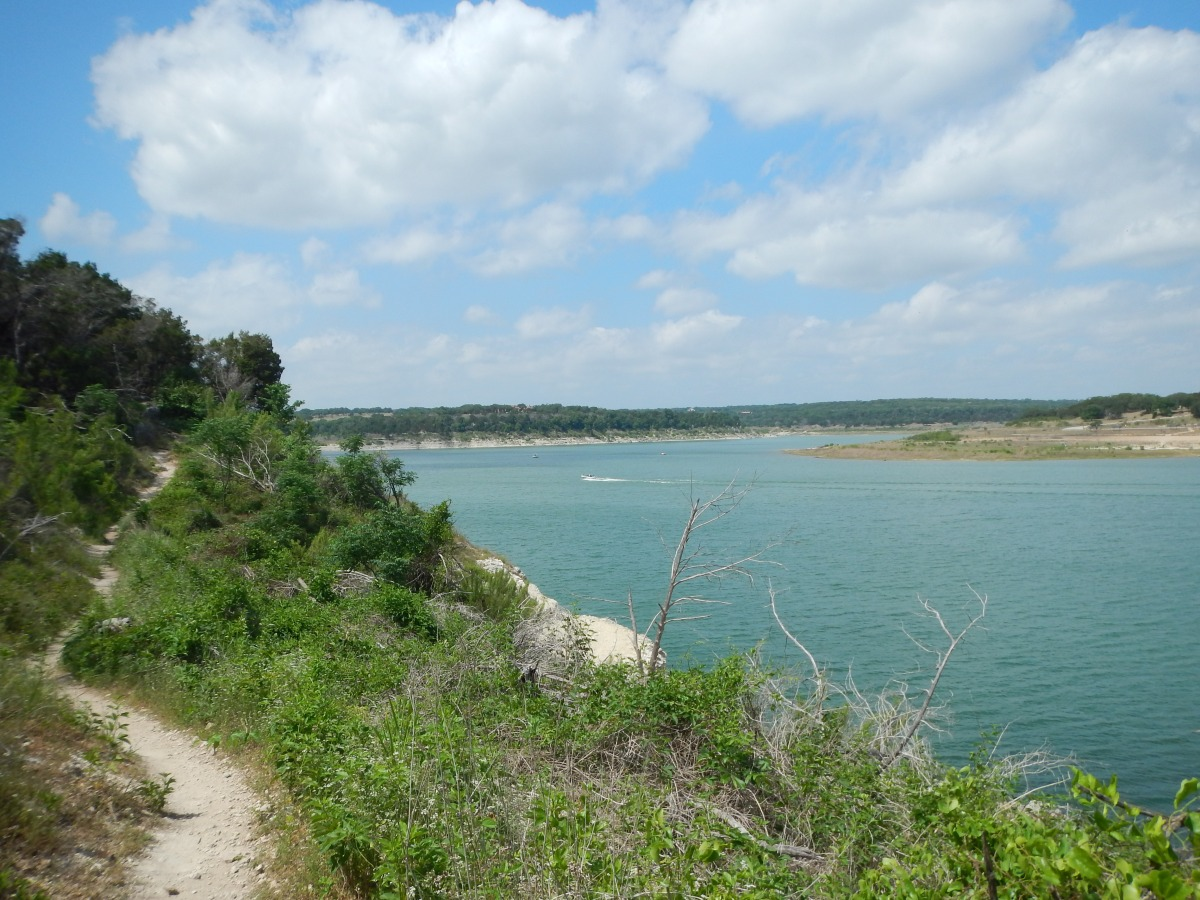 Cedar Breaks Park, Lake Georgetown