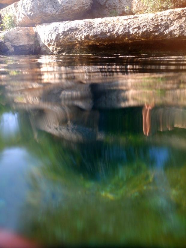 Water level, Jacbos Well, Texas