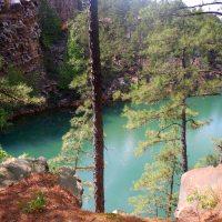 Return to Pinnacle Mountain State Park, Arkansas