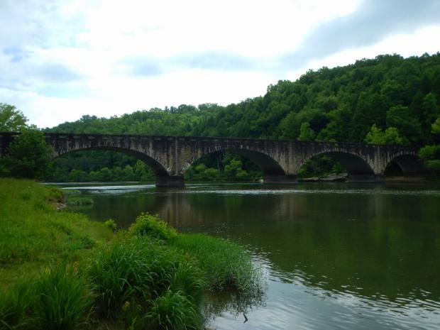 Gatliff Bridge, Cumberland Falls State Park, Kentucky