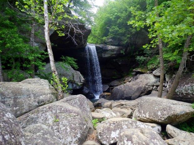 Eagle Falls, Cumberland Falls State Park, Kentucky