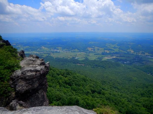 Atop White Rocks, Cumberland Gap National Historical Park, Virginia