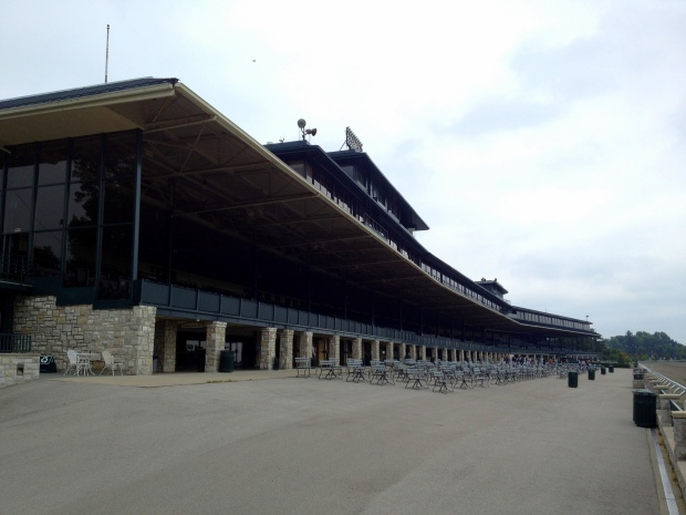Grandstand, Keeneland Racetrack, Lexington, Kentucky