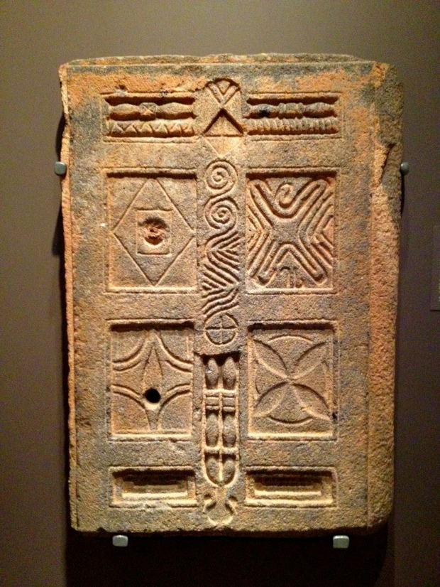 Early Byzantine tomb door from Syria, 5th – 6th century A.D., Walters Art Museum, Baltimore Maryland