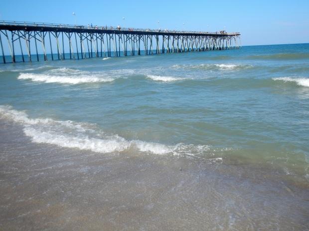 Kure Beach Pier, Kure Beach, North Carolina